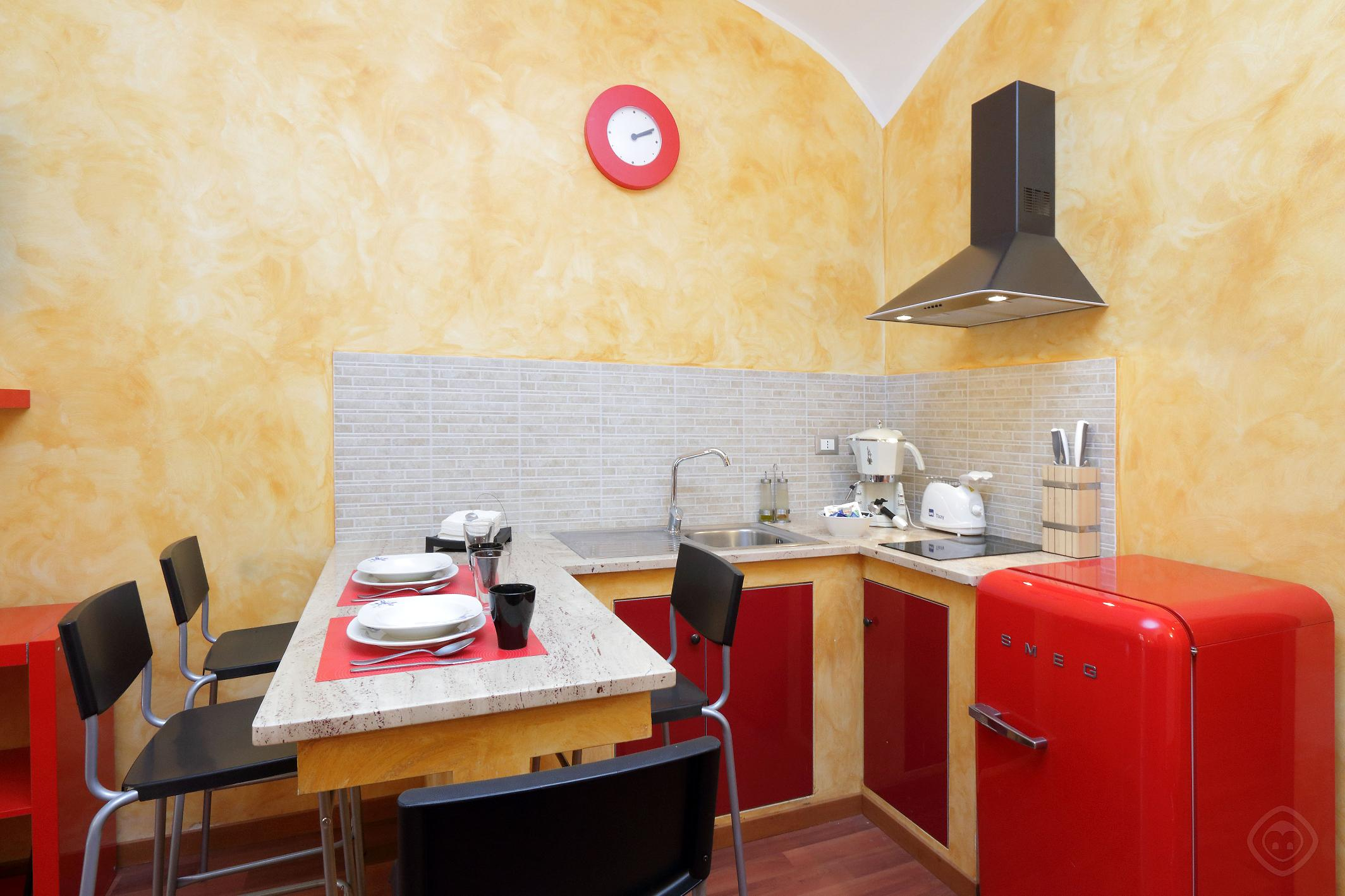 LuckyDomus Esquilino apartment Rome photo 31815000